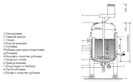 Биореактор своими руками фото